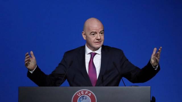 FILE PHOTO: UEFA Congress