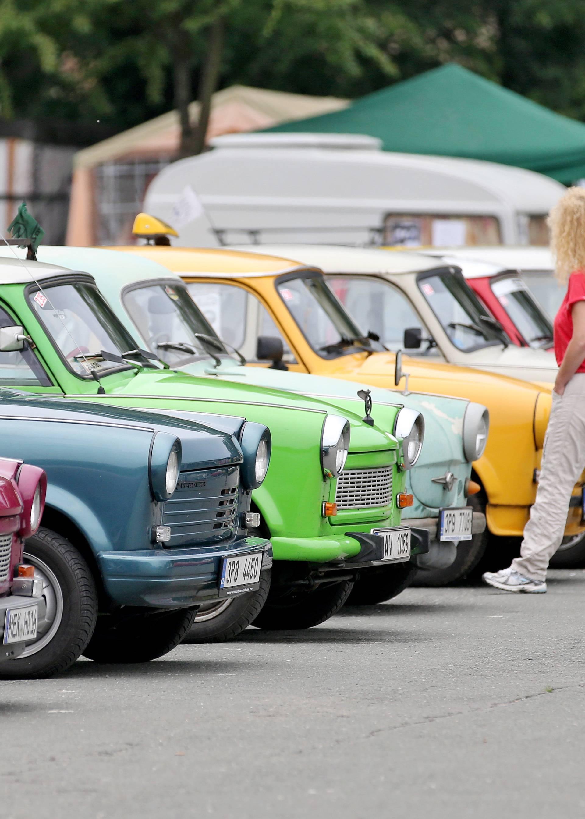 International Trabant Meeting in Germany