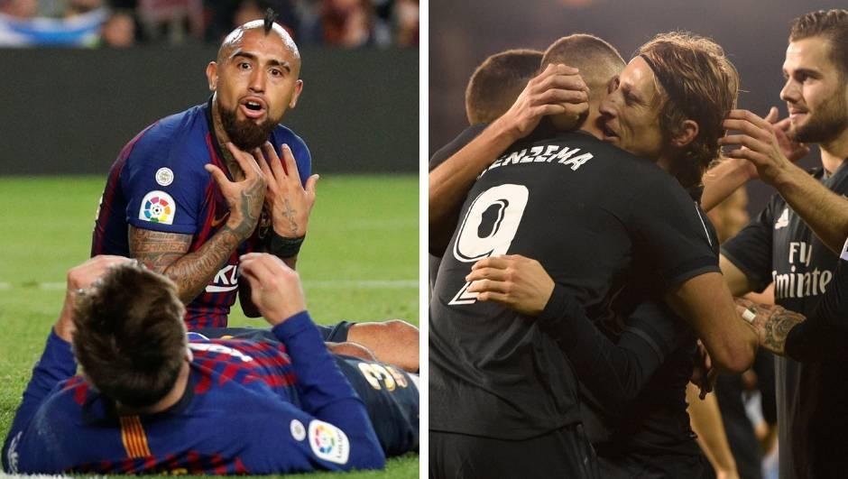 Messi se vratio, Barca izgubila! Modrić asistirao u slavlju Reala