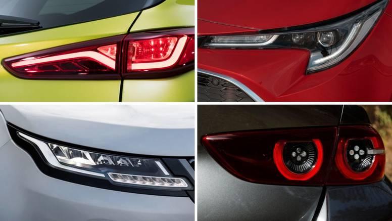 Test znanja: Možete li ove aute prepoznati samo po svjetlima?