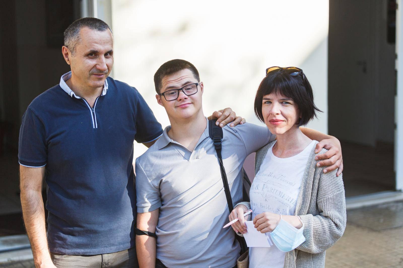 Ivan s Down sindromom krenuo u srednju za pomoćnog cvjećara