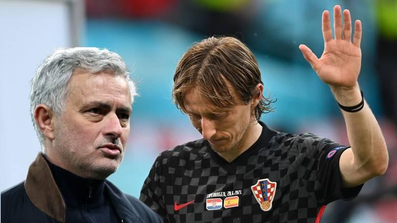 Mourinho: Kad Luka ode, svi koji vole nogomet bit će tužni...