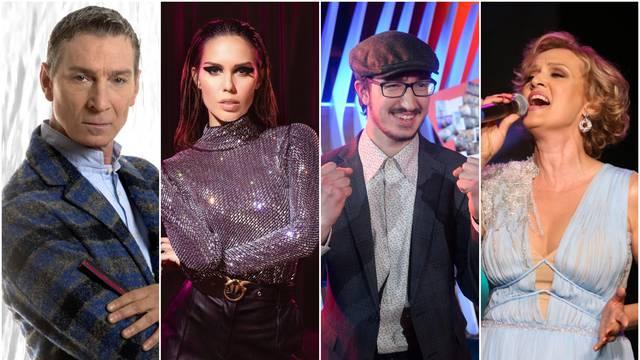 Veliko finale Cesarice: 12 hitova ide u 'utrku' za pjesmu godine