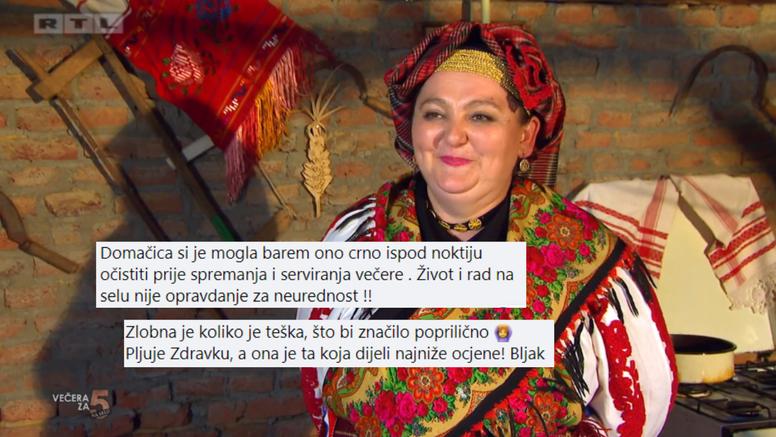 Domaćica Agica razočarala je gledatelje: 'Tona hrane koja se ne može pojesti niti za 10 dana'