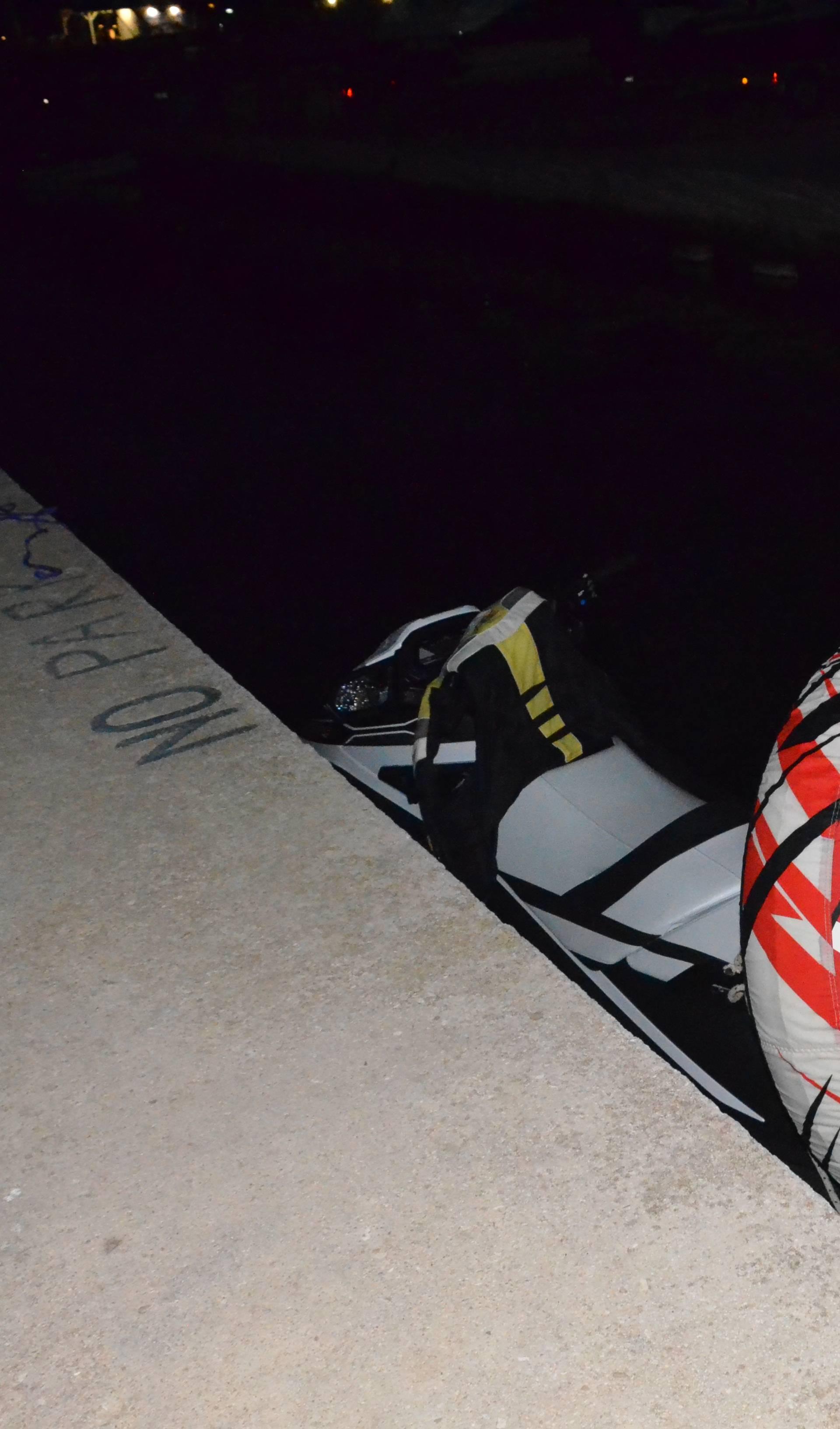 Nestao kraj Vrsara: Glavom udario u jet ski  pa pao u more