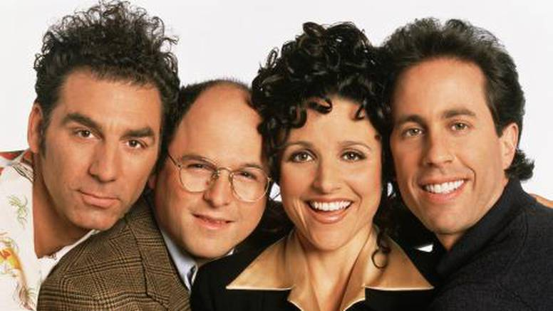 Od 1. listopada na Netflix stiže popularna serija 'Seinfeld'