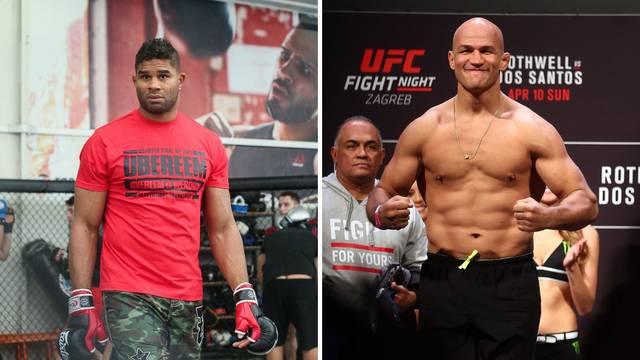 UFC se riješio legendi: Uručio otkaze Overeemu i Dos Santosu