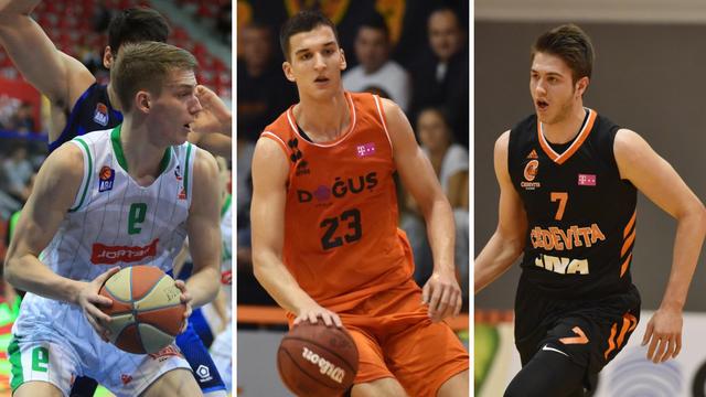 Petorica Hrvata idu na NBA draft: Šamanić, Nakić, Bajo...