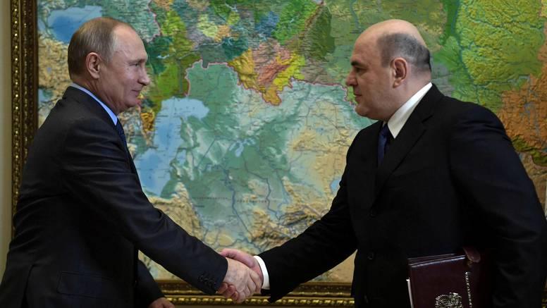 Samo formalnost: Mišustin ide po potvrdu ruskog parlamenta