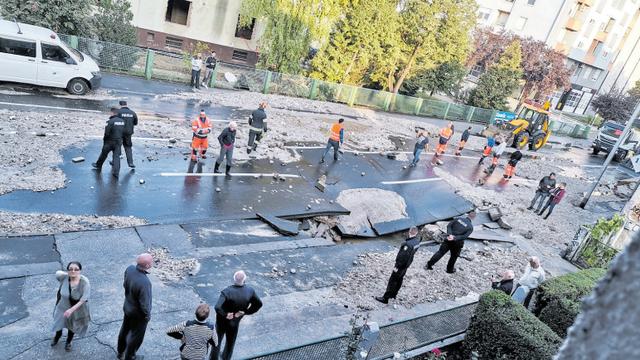 Poplava je  oštetila domove, garaže, podrume i studentski dom: 'Ostali smo bez stana...'