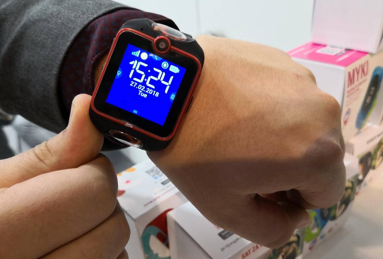 Uz novi MyKi sat moći ćete s djecom pričati i preko kamere