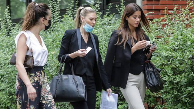 Vanja Halilović na ročištu zbog nepoštivanja epidemioloških mjera u restoranu Barbieri's