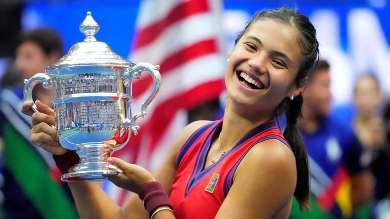 Senzacija US Opena traži novog trenera: Morao bi biti iskusniji