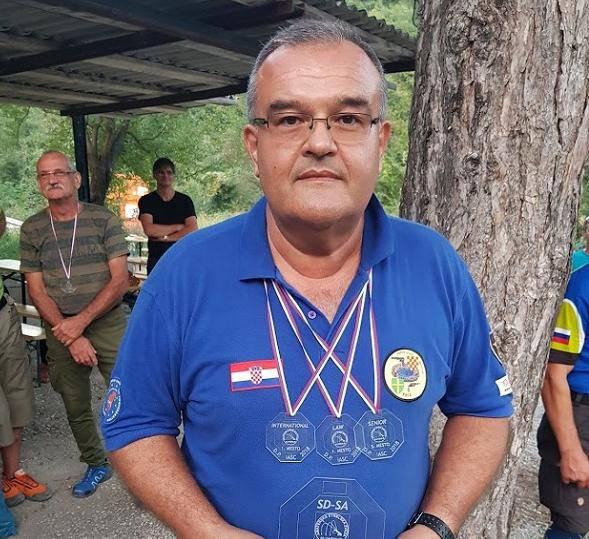 Policajac iz Pule osvojio brojne nagrade u natjecanju u gađanju
