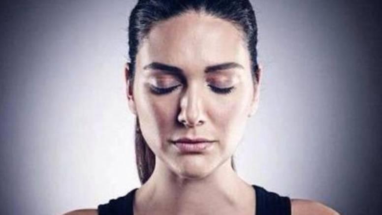 Berguzar je snimala reklamu u suzama i s unakaženim licem