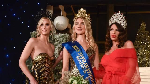 Nina Bojanović nova je Miss Supranational Hrvatska