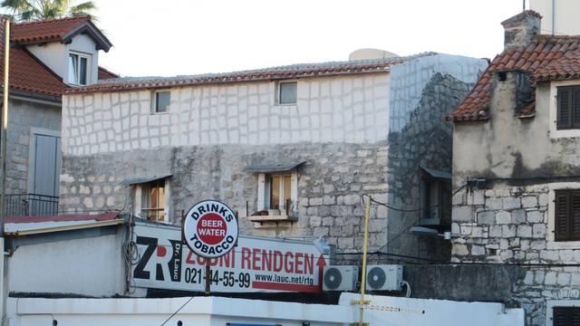 Nadogradili kamenitu kuću i Splićanima udarili 'šaku u oko'