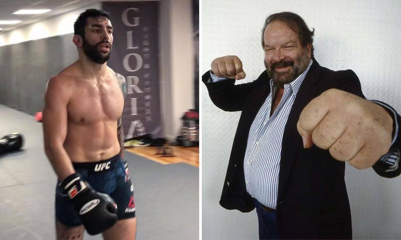 Bellator se pojačao iz UFC-a, potpisali unuka Buda Spencera