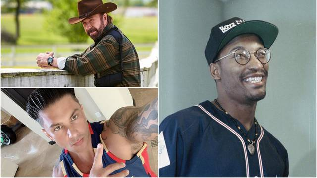 Murphy, Brown i Chuck Norris imali su aferu pa dobili dijete...