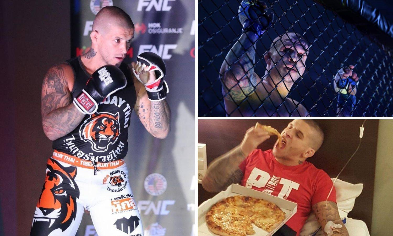 'Psihopat' je od školskih dana: Bio je na dnu, zatvor ga spasio, sad je regionalna MMA zvijezda