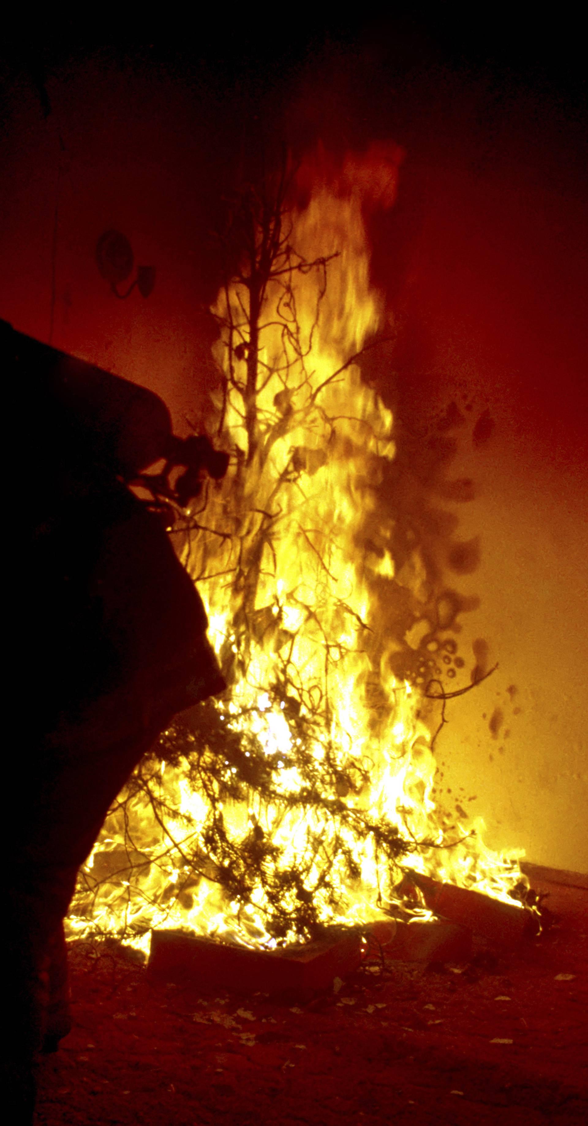 Planule dvije vikendice: Policija sumnja da je požar podmetnut