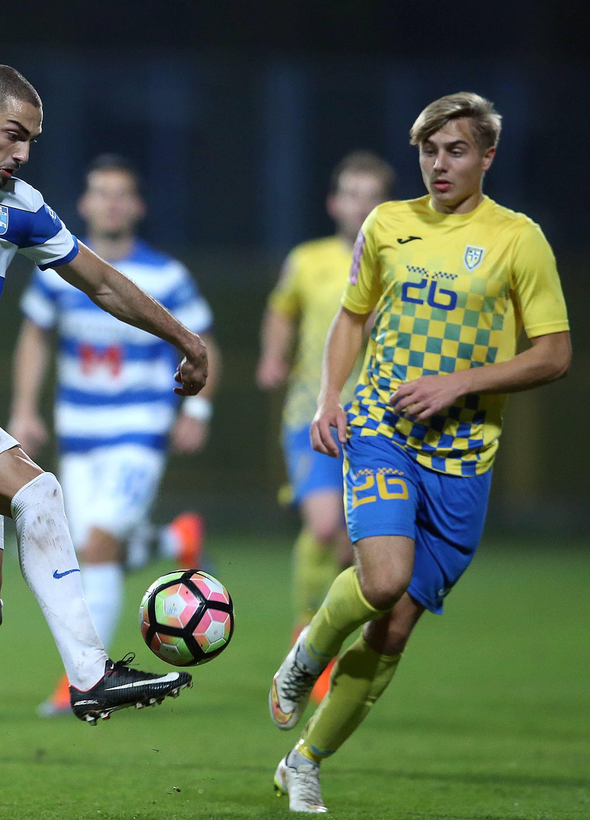 NK Inter Zapresic - NK Osijek
