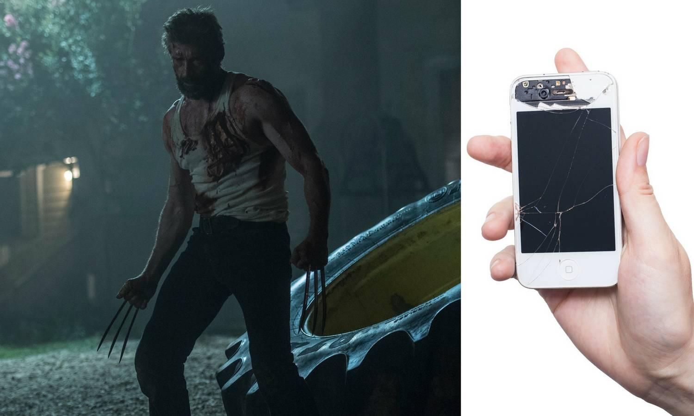 Inspirirao ih Wolverine: Ekrani će se sada moći sami popraviti