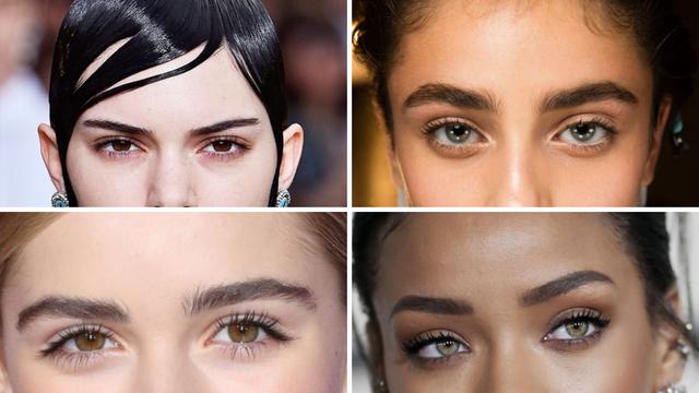Četiri 'zlatna' oblika obrva koji pristaju ženama svih oblika lica