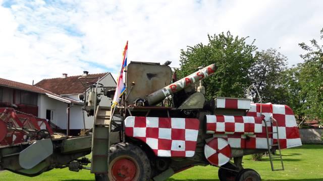 Potpuno ludilo za povijest: I kombajni navijaju za Hrvatsku