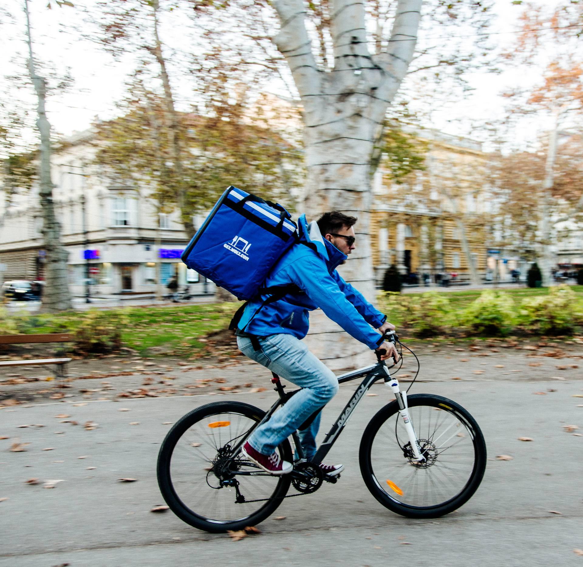 U Zagreb stigao Wolt, dostavit će vam hranu iz top restorana