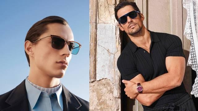 Samo za dečke: Kako izabrati sunčane naočale za svoje lice?