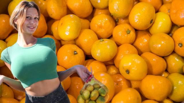 Mandarinska dijeta: U tri dana možete izgubiti čak i do 3 kg