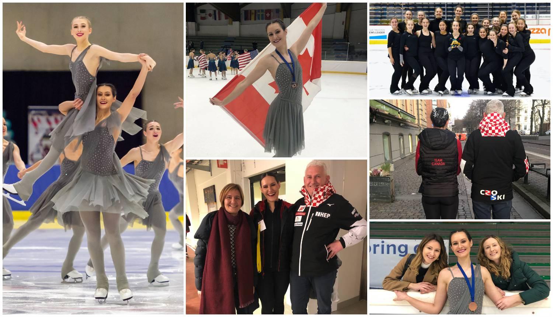 Otišla Jana u Ontario: Kližem za svjetske prvakinje Kanađanke
