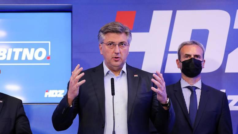 Plenković zadovoljan uspjehom HDZ-a u Varaždinskoj županiji