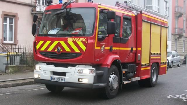 Poginulo petero ljudi u velikom požaru zgrade u Strasbourgu
