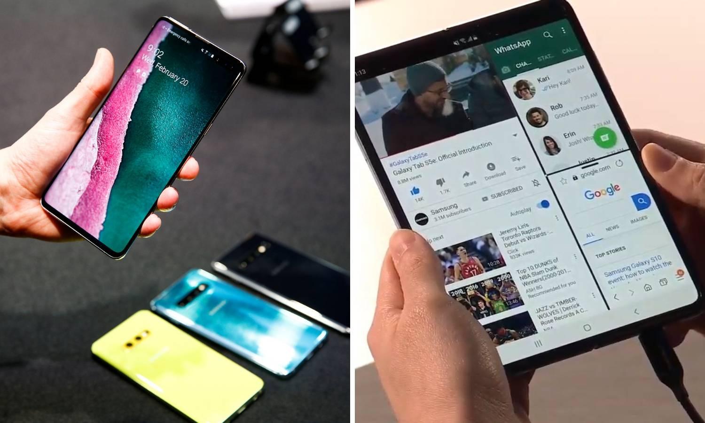 Budućnost košta: Za preklopni Samsung trebat će 15.000 kn