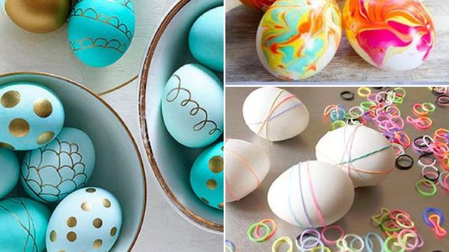 3 ideje kako da uskršnja jaja ukrasite na potpuno novi način