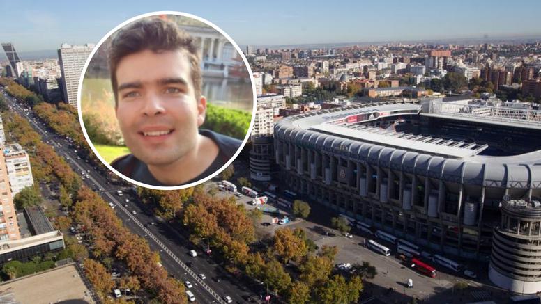 Novi tragovi u slučaju nestalog Splićanina u Madridu: 'Zadnji put  su ga vidjeli na kolodvoru'