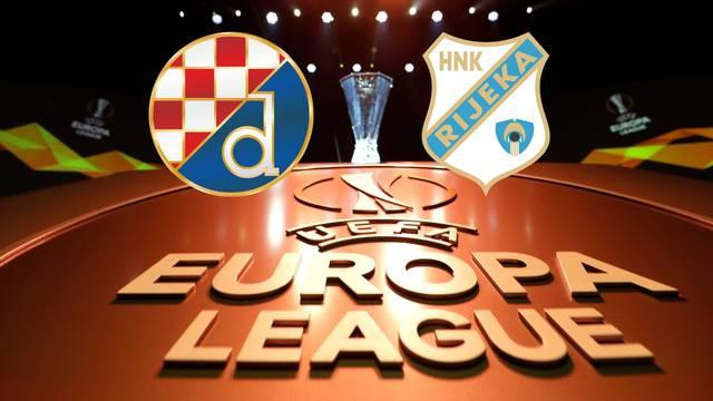 Uh, kakvi suparnici! Izaberite najlakšu i najtežu skupinu za Dinamo i Rijeku u Europskoj ligi