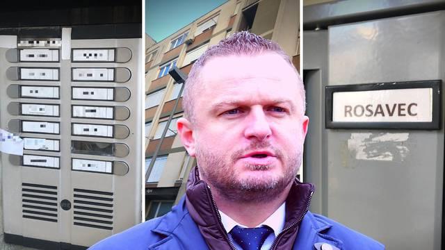 Rosavec je htio sakriti stan u Zagrebu, sad ide na provjeru