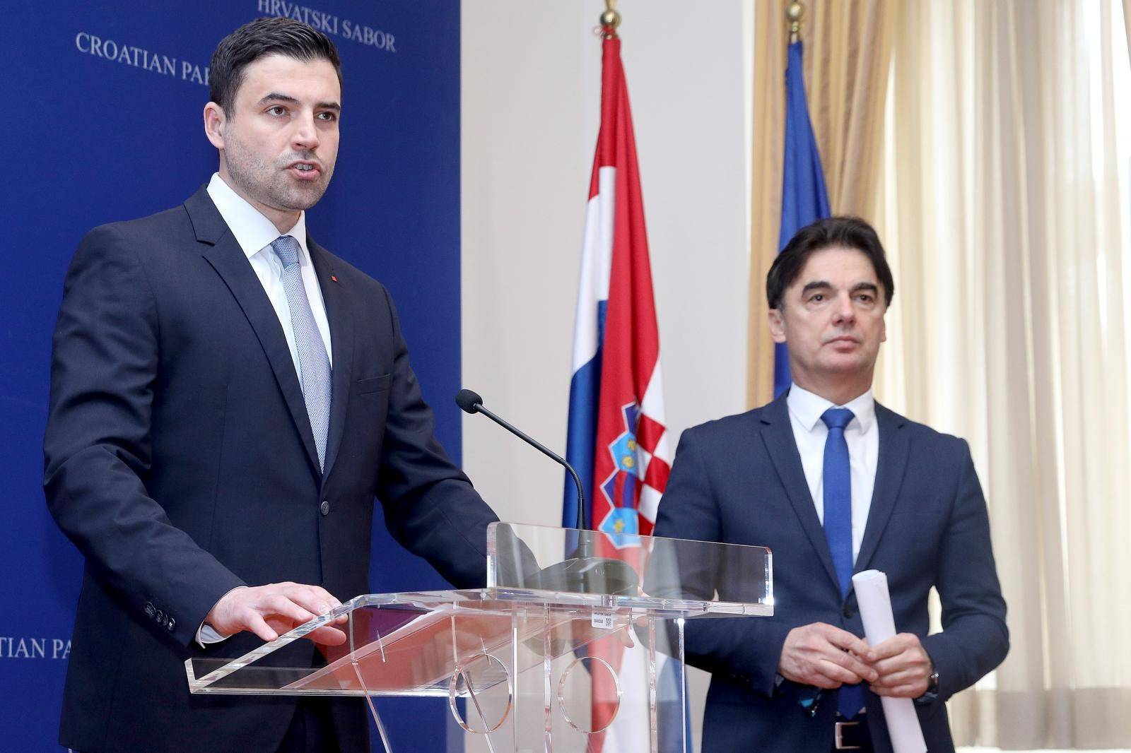 Zagreb: Klub zastupnika SDP-a o smanjenju PDV-a za turizam