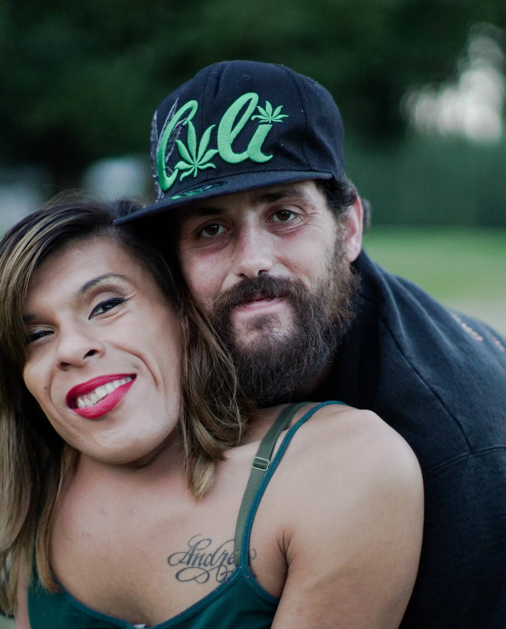 Trans Woman Born With Half A Body Finds Love