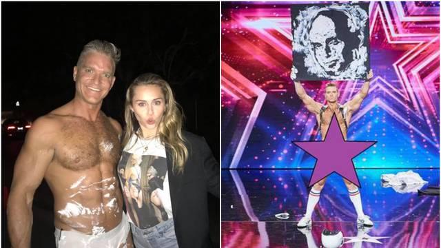 Odustao od crtanja alatkom, a u publici oduševio Miley Cyrus