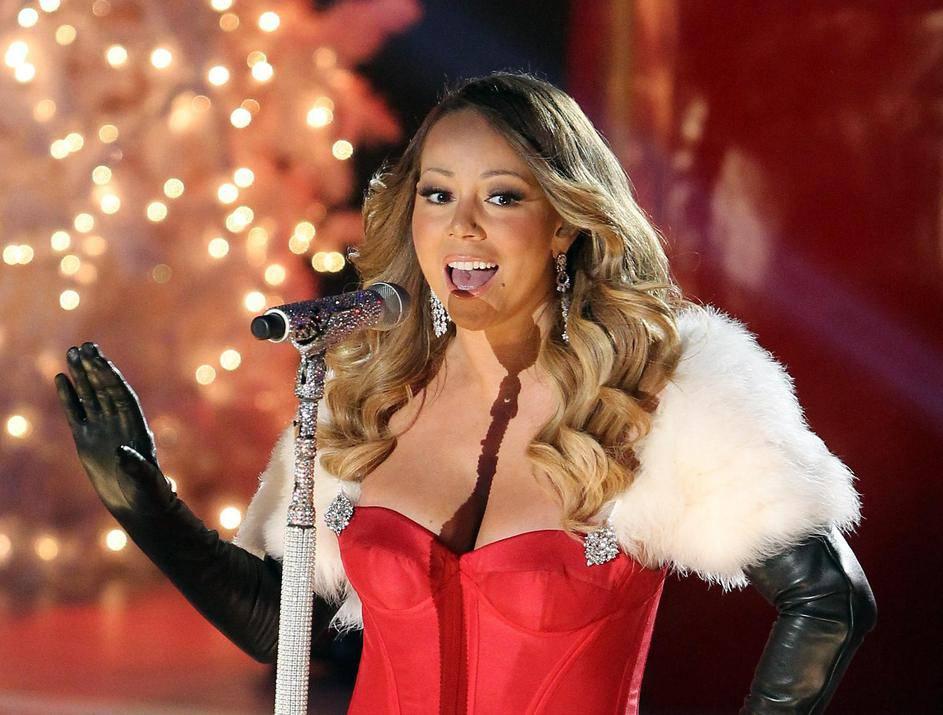 Mariah Carey svake godine na božićnom hitu zaradi milijune