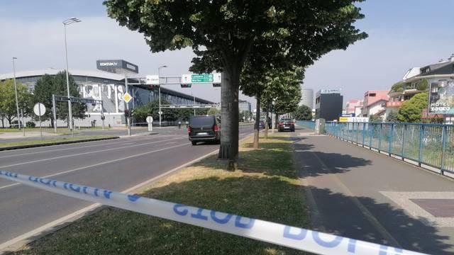 Dvoje mrtvih u sudaru motora i bicikla u Zagrebu: 'Došla sam do biciklista, bio je već gotov'