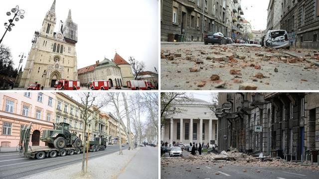 Grad Zagreb izbacio video: Kako se ponašati u slučaju potresa?