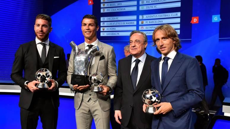 Ronaldo i Ramos ne pričaju već dvije godine zbog - Modrića?!