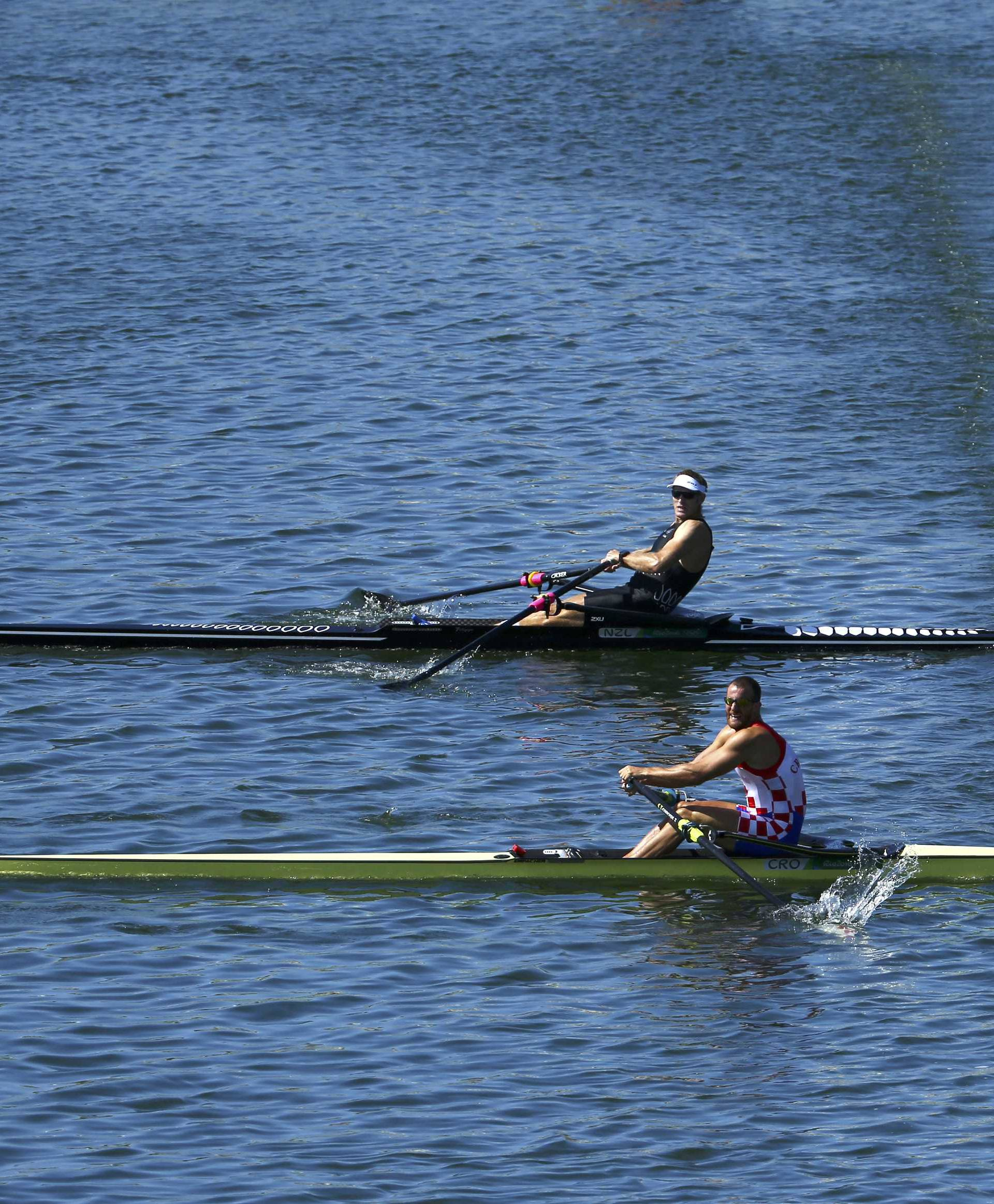 Rowing - Men's Single Sculls Final A