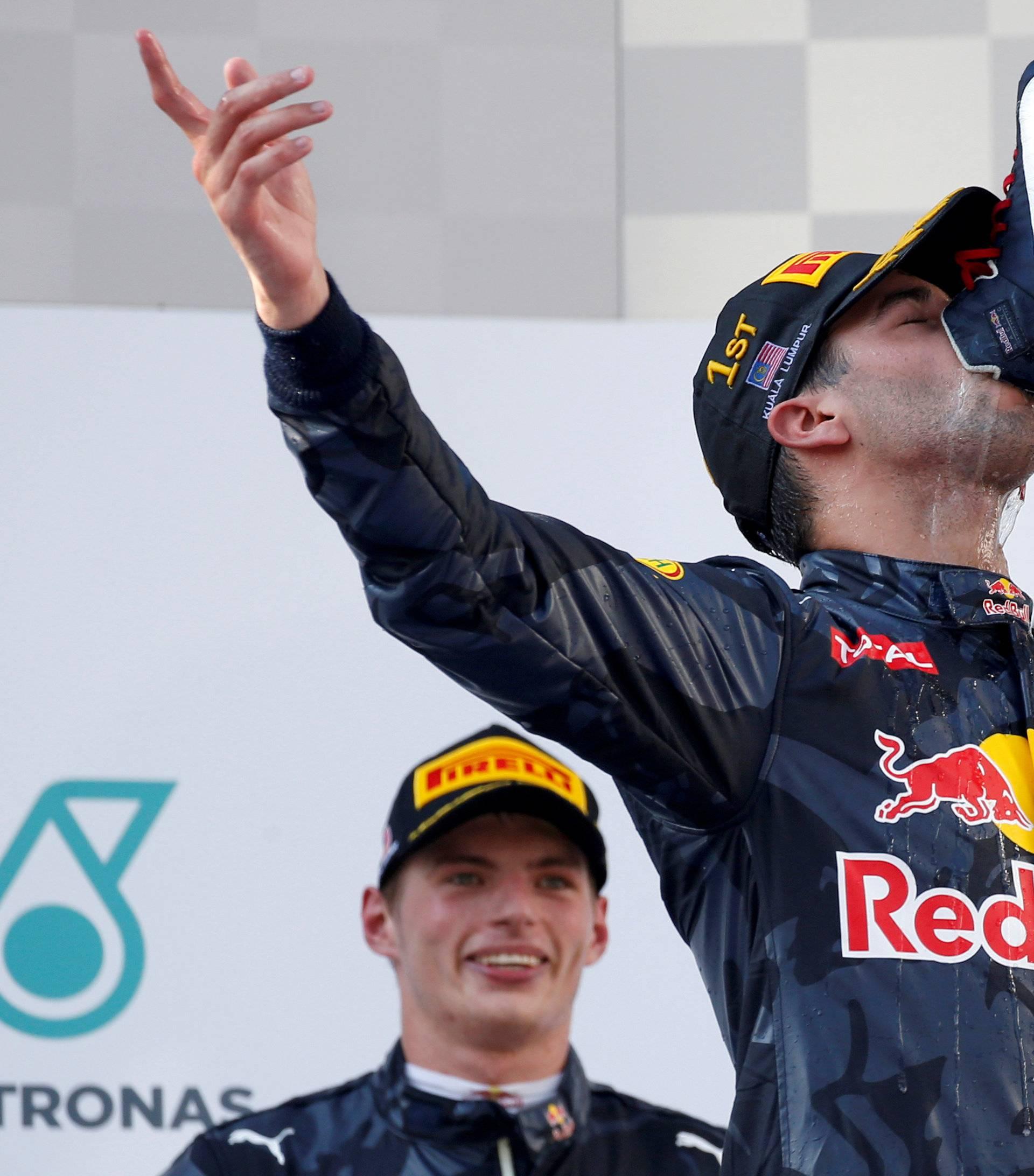Formula One - F1 - Malaysia Grand Prix - Sepang, Malaysia