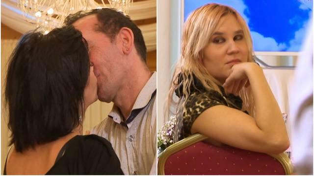 Željan u finalu poljubio Ivanu iz Sarajeva, Samanta zanijemila